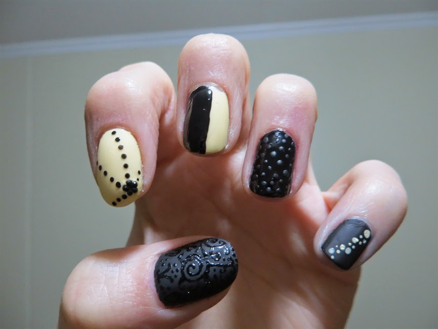 Cool Cute Acrylic Nail Designs: Fingernail Designs