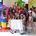 """Dirección Provincial de Cultura y área de Artística del Distrito Educativo 07-02 realizan """"Reciclados Carnavalescos"""""""