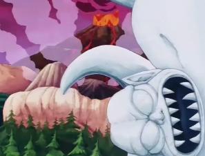 Dragon Ball Dublado: Episódio 132 – Mais quente que a lava
