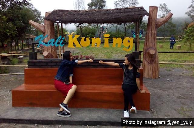 Kali Kuning Yogyakarta