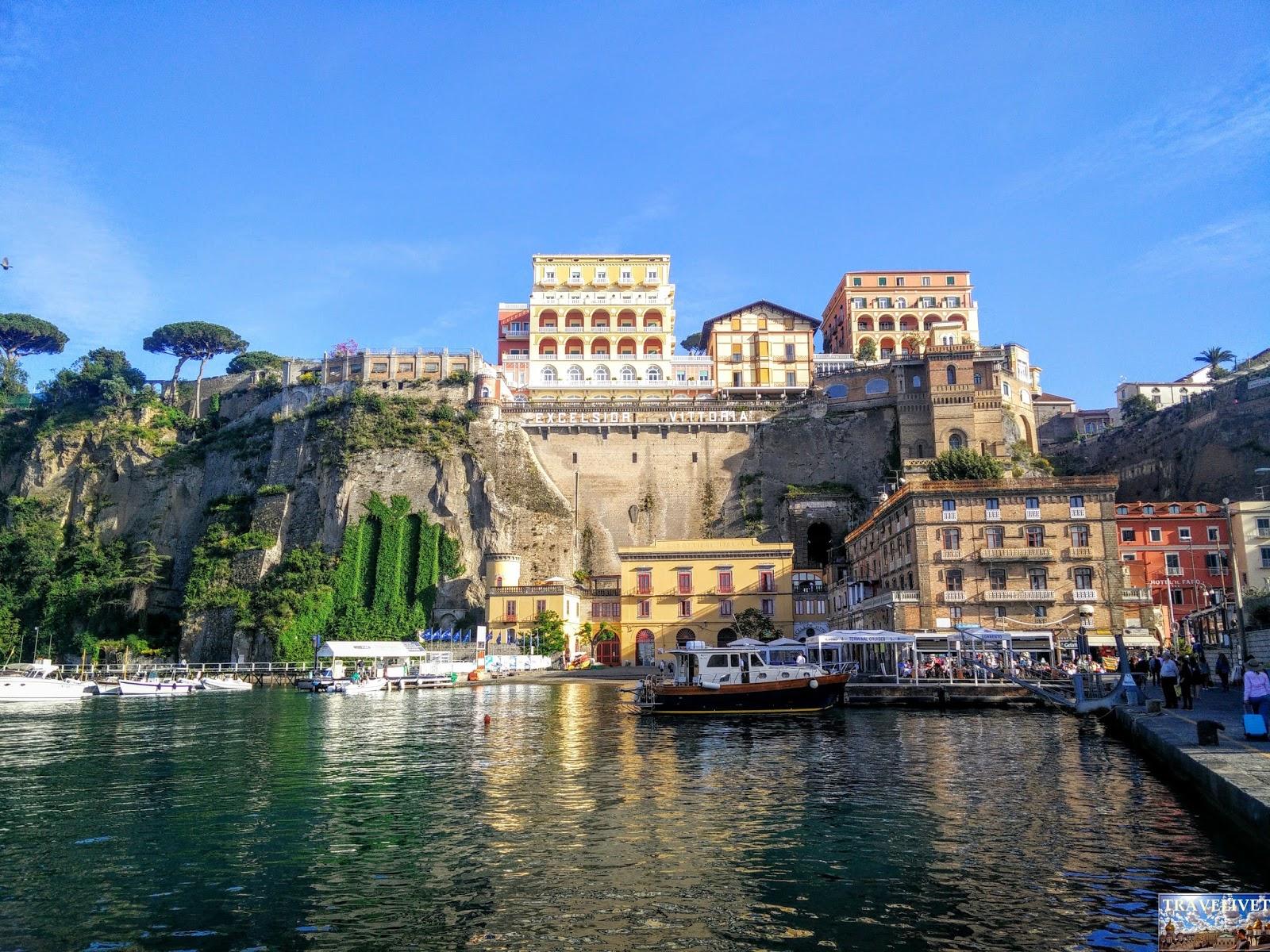 Italie Sorrento