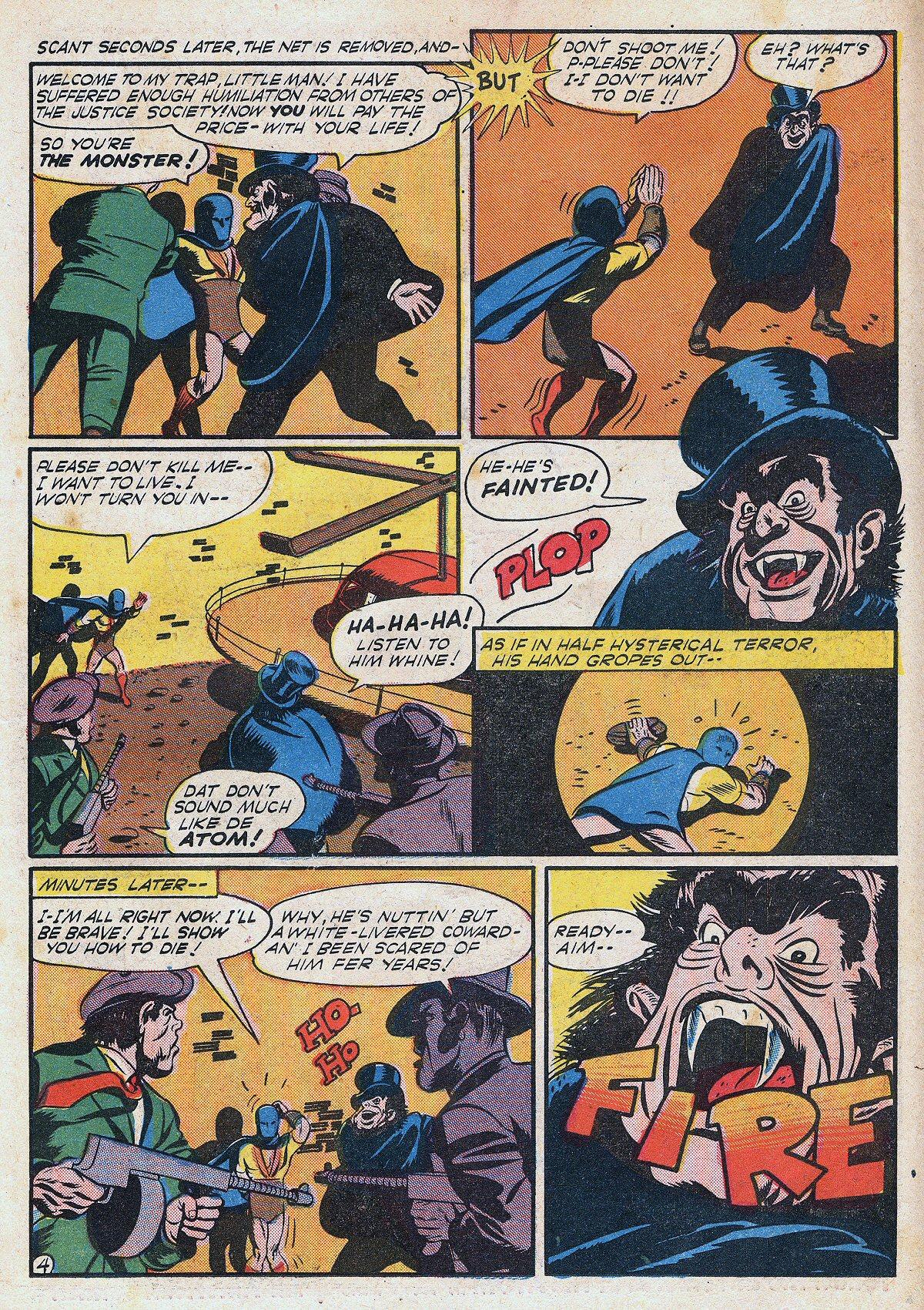 Read online All-Star Comics comic -  Issue #20 - 22