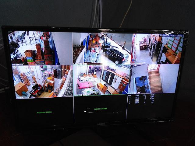 CCTV, CCTV Online, Setting Online, DVR Online