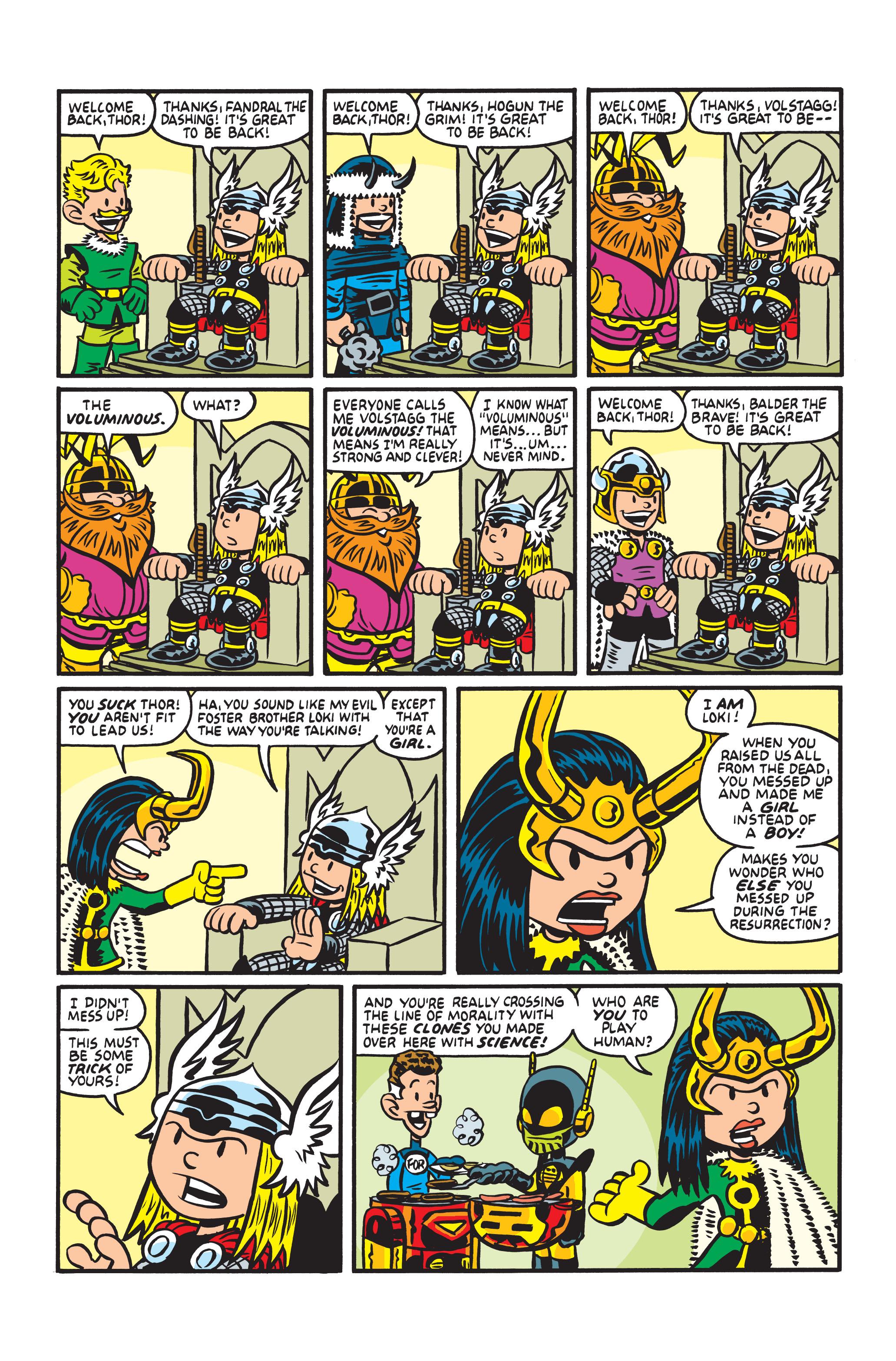 Thor (2007) Issue #600 #13 - English 61