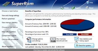 Free SuperRam 7.10.31