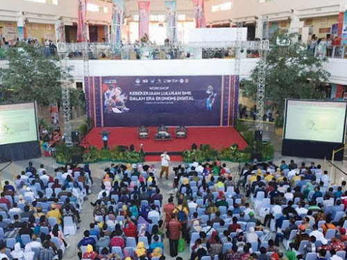 LKS SMK 2018 di Lombok