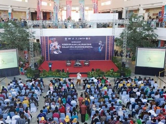 Lomba Kompetensi Siswa SMK Tahun Ini Diikuti Negara-negara di ASEAN