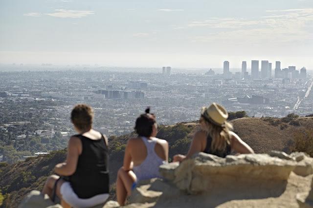 Movimentação de turistas no mês de março em Los Angeles