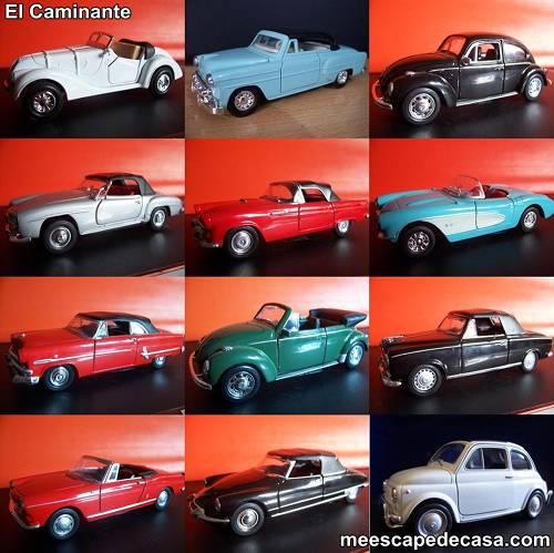 Mi Colección Completa de Autos a Escala 'Clásicos de Leyenda' del Diario El Comercio