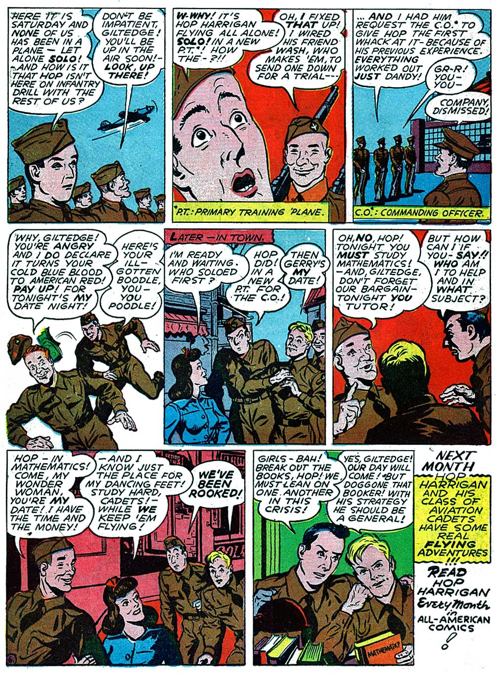 Read online All-American Comics (1939) comic -  Issue #38 - 32