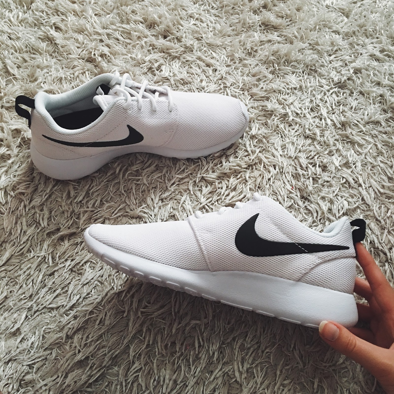 new styles f3b76 fcbff I got these in the ASOS sale for £56 but Im afraid the sale has finished  so they have gone back up to theyre full price of £70. Linked below. Nike  Roshe ...