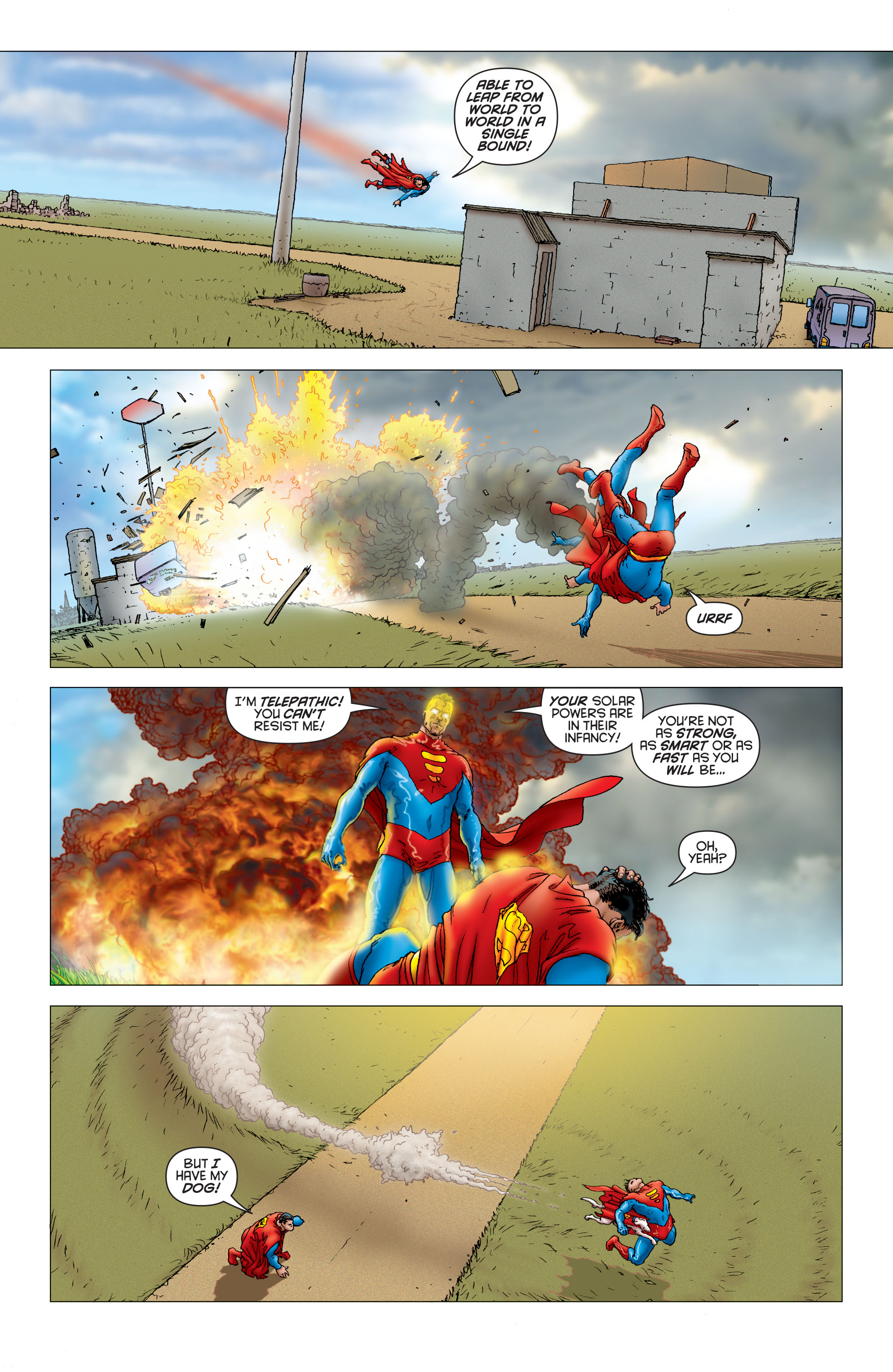 Read online All Star Superman comic -  Issue #6 - 15