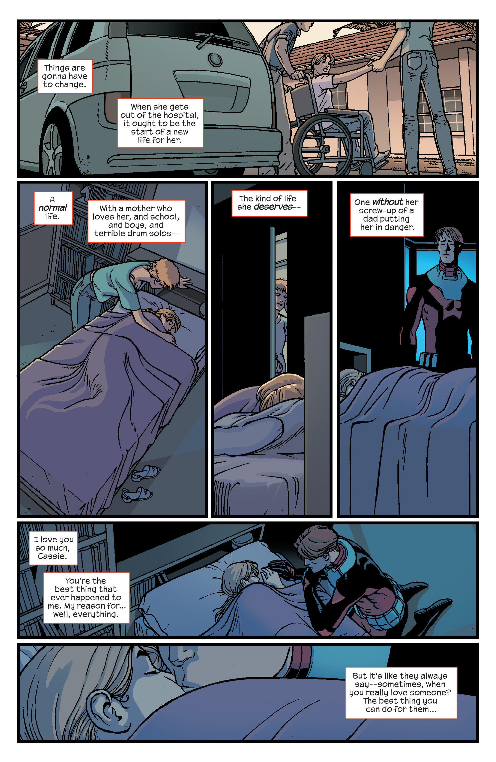 Read online Ant-Man comic -  Issue #5 - 22