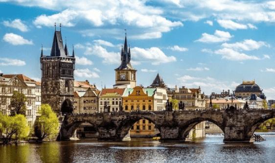 Khám phá cầu Charles,Prague