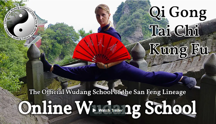 Learn Wudang Martial Arts - Course