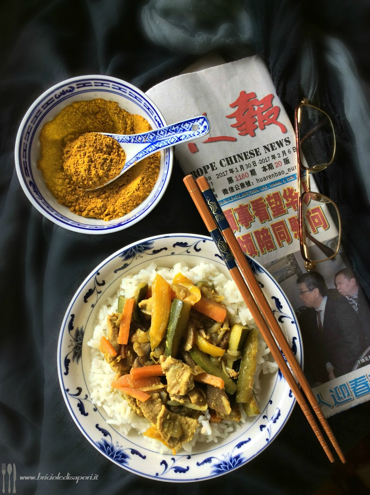 ricetta cinese