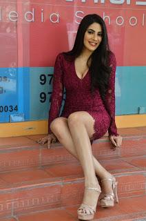 Nikki Tamboli Chikati Gadilo Chithakotudu Movie Success Meet 3