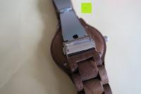 Schrauben: Holz Armbanduhr 360° Nut