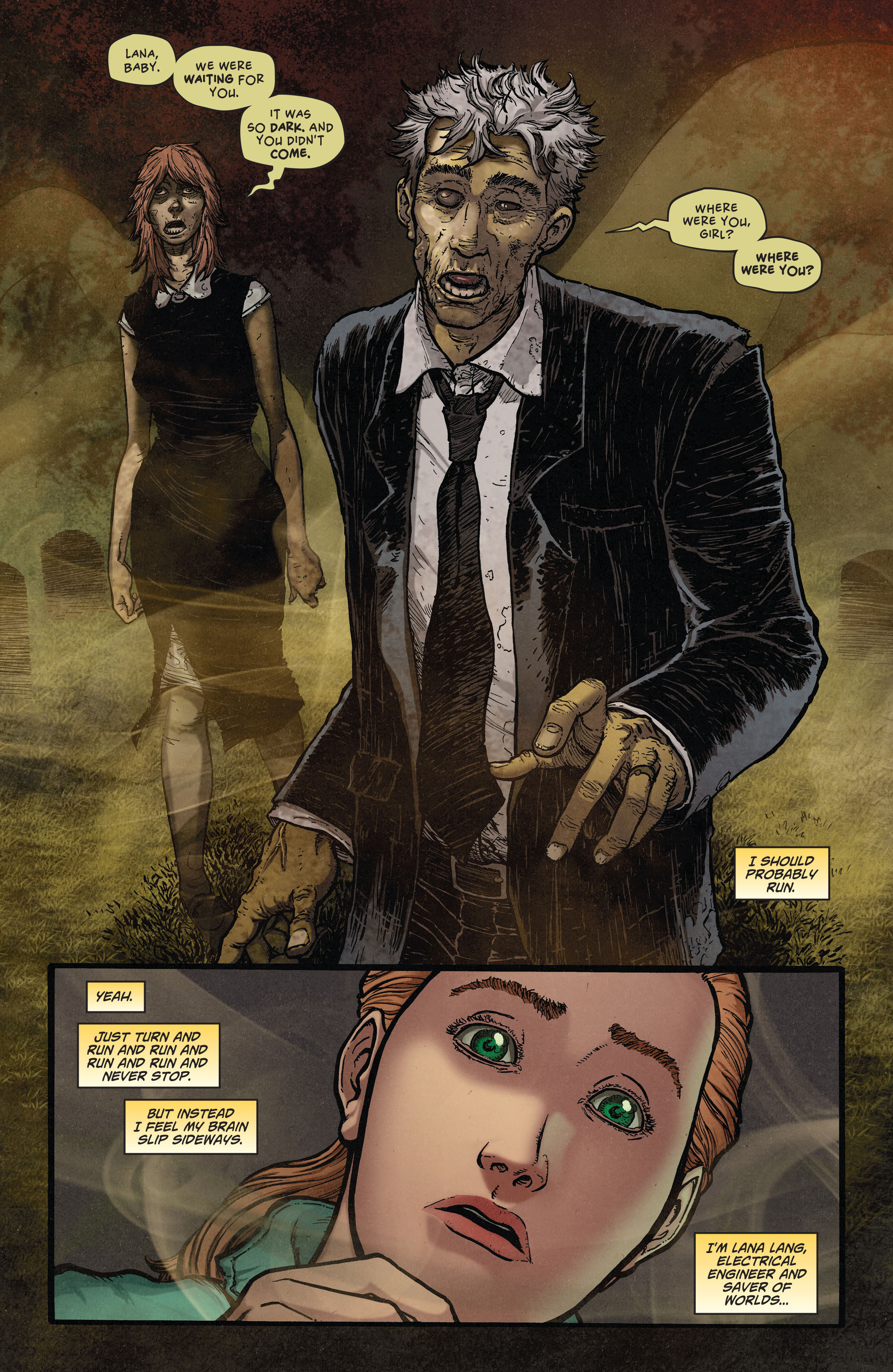 Read online Action Comics (2011) comic -  Issue #36 - 12