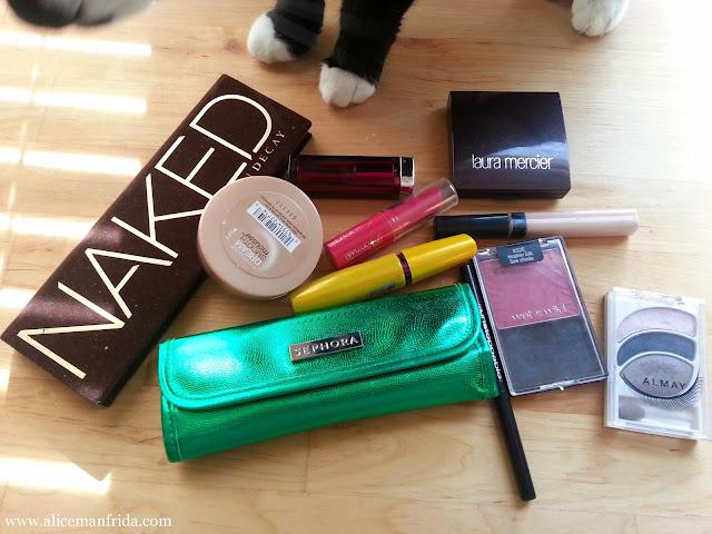 makeup, beauty, Alice Manfrida
