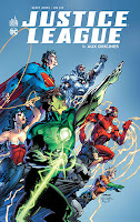 Notre retour sur les 48h BD 2017, Part I; justice league; 48h bd; origine; jim lee; geoff johns; superman; batman; cyborg; flash; new 52