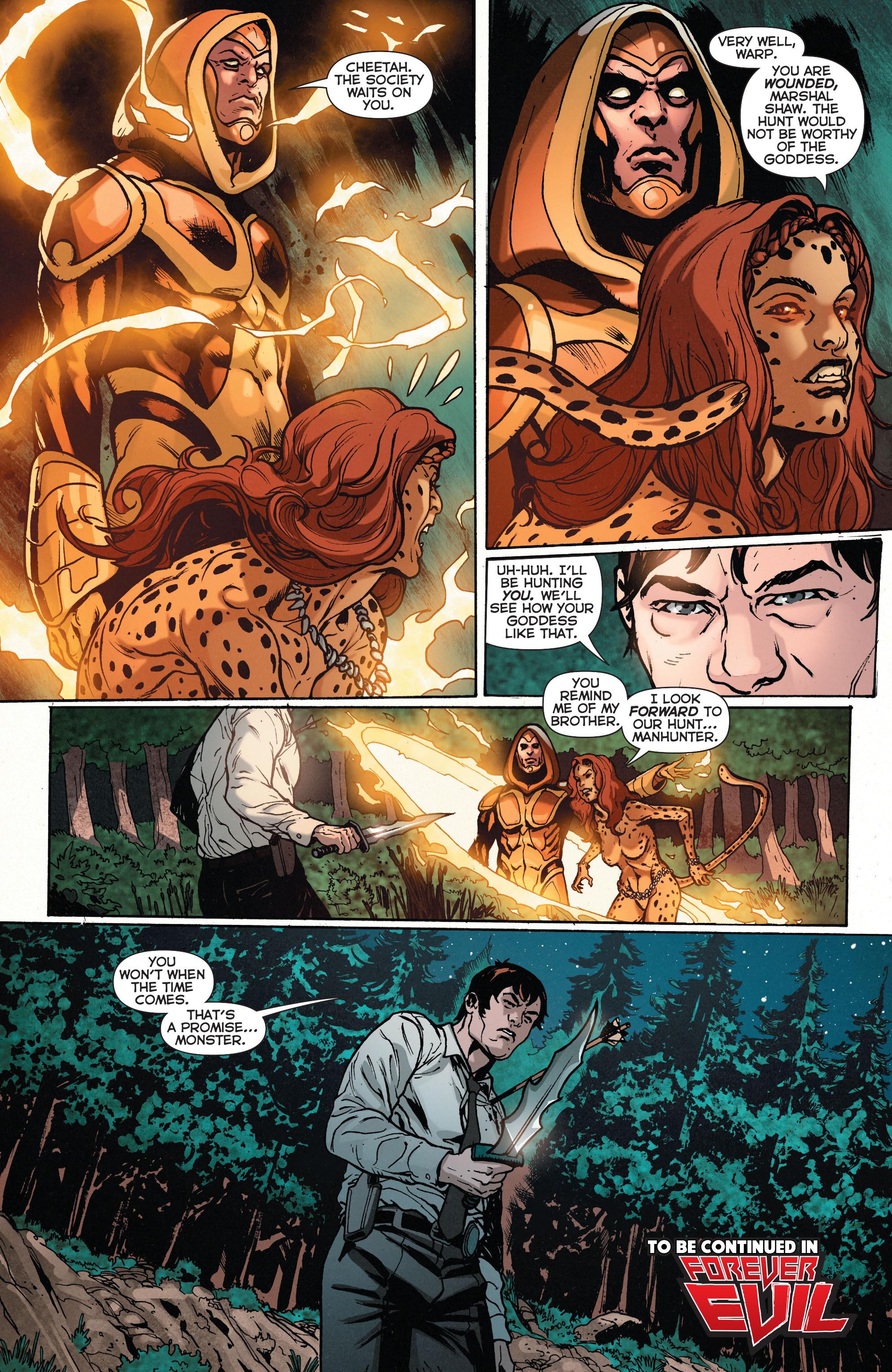 Read online Wonder Woman (2011) comic -  Issue #23.1 - 21