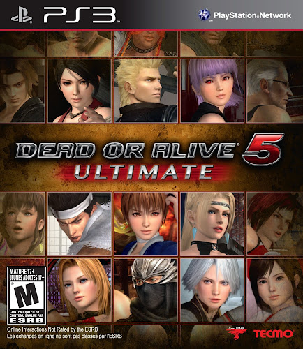 Dead or Alive 5 Ultimate PS3 Español Region EUR