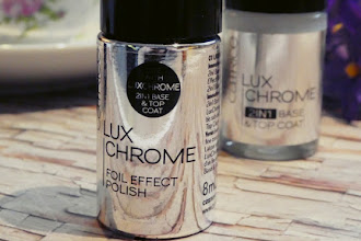 "Fulfilling My Life-Long Dream of Chrome Nails But Is ""Catrice Lux Chrome"" The Answer?"