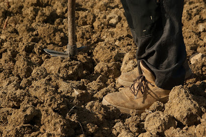 Isteri-istrimu itu laksana tanah tempat bercocok tanam