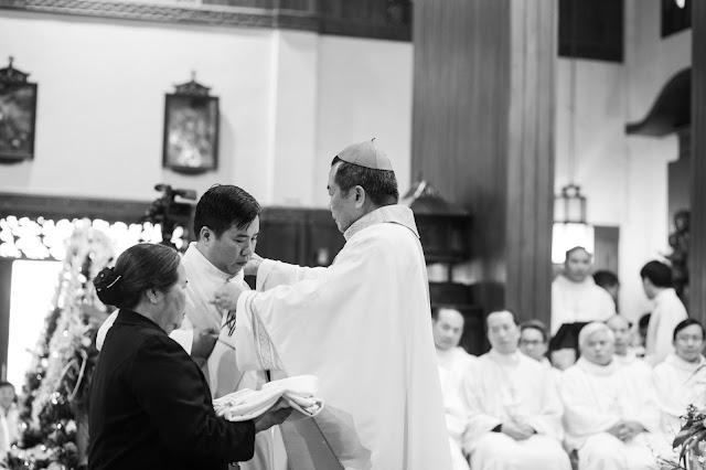 Lễ truyền chức Phó tế và Linh mục tại Giáo phận Lạng Sơn Cao Bằng 27.12.2017 - Ảnh minh hoạ 178