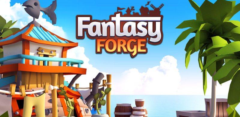 تحميل لعبة Fantasy Forge مهكرة اخر اصدار للاندرويد