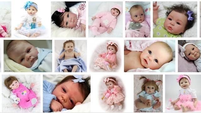 Curso Online de Bonecas Bebê Reborn