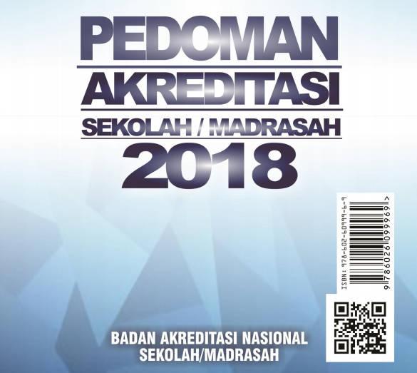 Pedoman Akreditasi S/M Tahun 2018 PDF