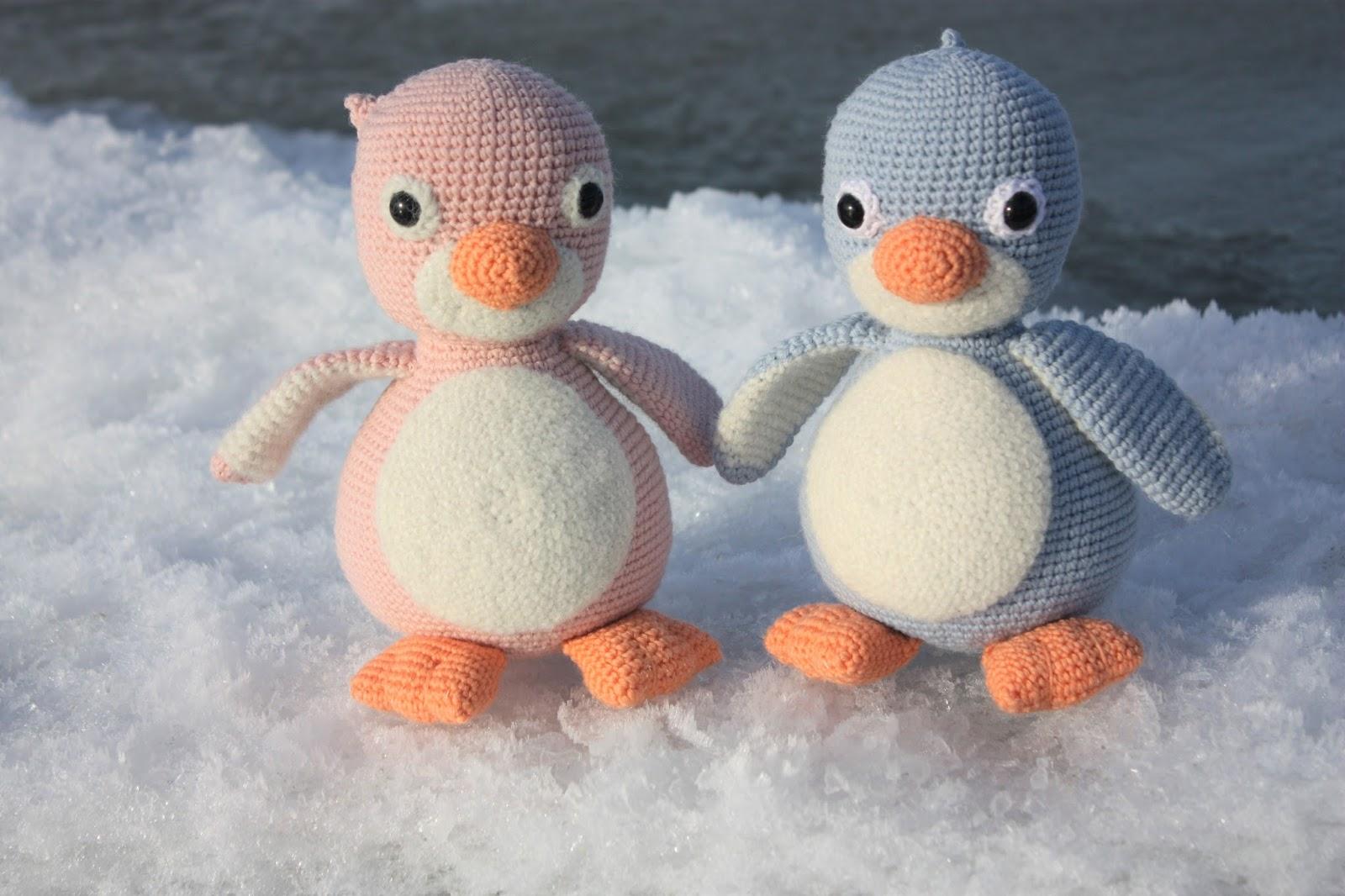 Amigurumi Crochet Penguin Pattern : Amigurumi creations by Happyamigurumi: Amigurumi Crochet ...