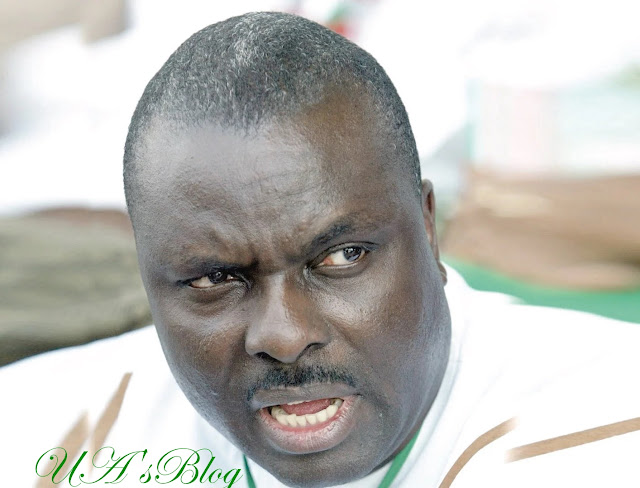 What Ibori said about Uduaghan's defection to APC