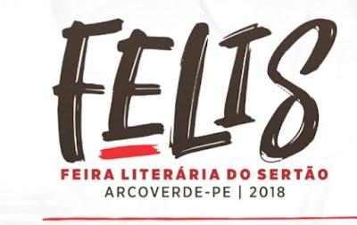 FELIS FEIRA LITERÁRIA DO SERTÃO - PROGRAMAÇÃO COMPLETA