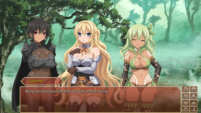 Sakura Fantasy Chapter 1 Free Download PC Games