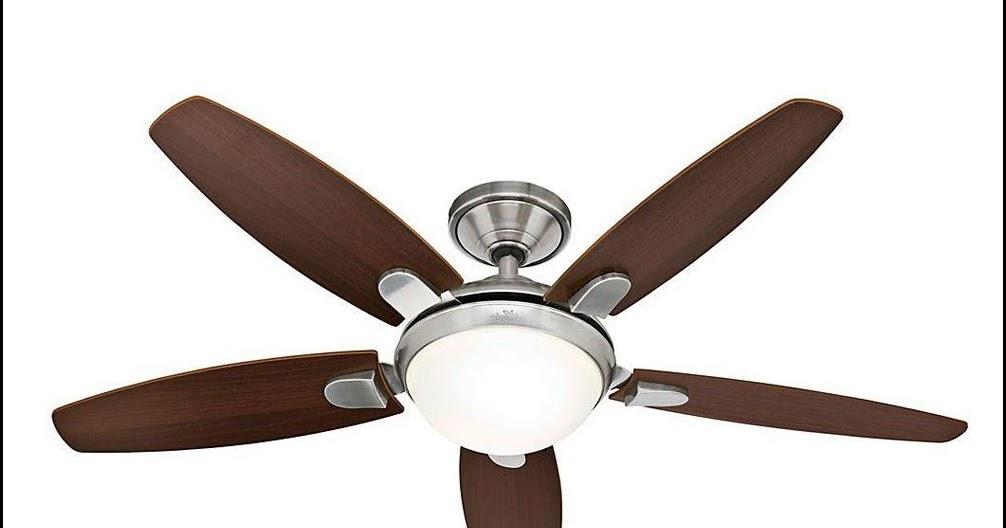 Hunter fan contempo 52 ceiling fan aloadofball Choice Image