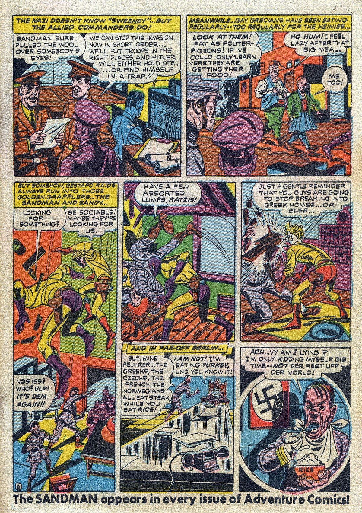 Read online All-Star Comics comic -  Issue #14 - 62