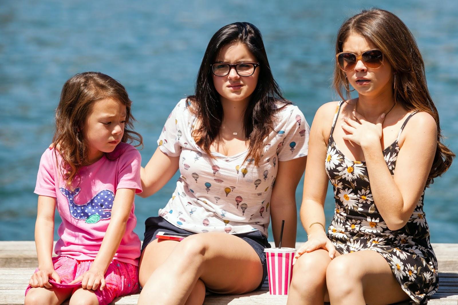 Modern family beach australia that