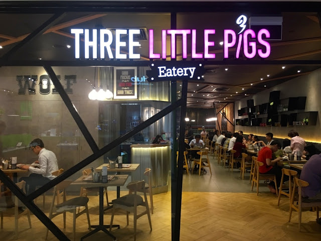 Three Little Pigs Eatery