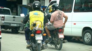 Regulamentação do Serviço de moto Táxi