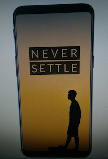 NEVER SETTLE- ONE PLUS QUOTE