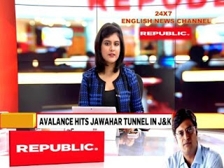 Republic TV continues to put up a strong show in the English News channels space.It is One of the best 24x7 English news channel among all free to air channels in India.
