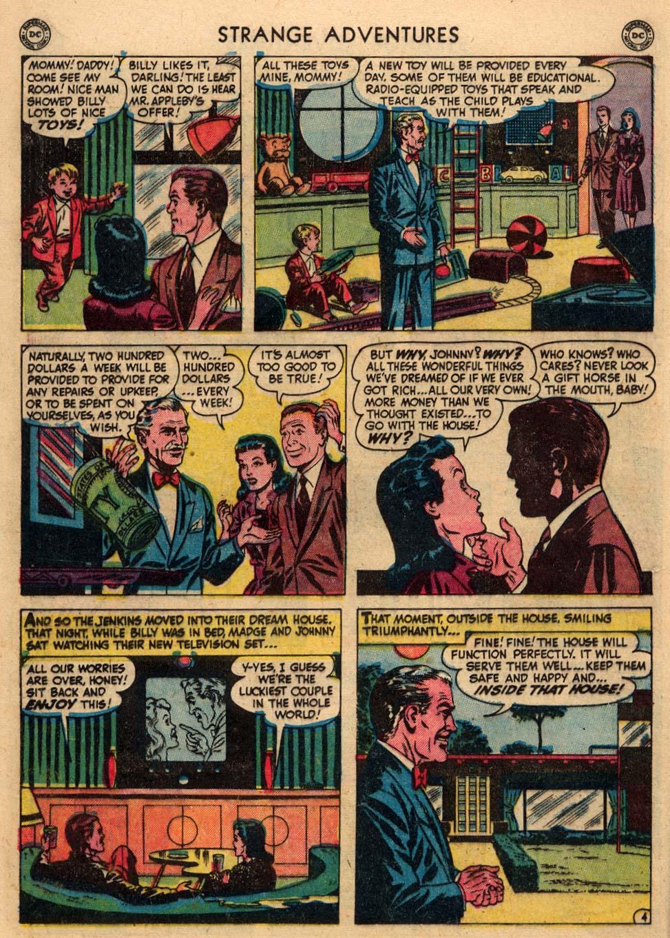 Strange Adventures (1950) issue 3 - Page 18