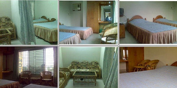 Room Tariffs of Hotel Golden City Sylhet