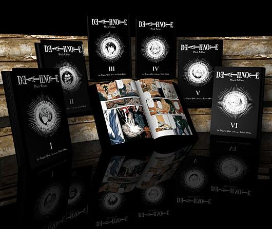 Arriva In Italia Death Note Black Edition
