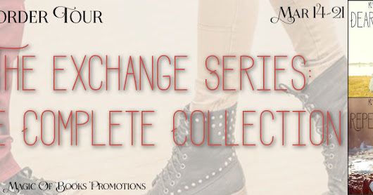 M.B. Feeney - The Exchange Series Pre-order/Cover Reveal Tour!