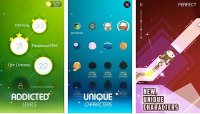 Dancing Ballz Music Line v1.3.5 Mod Apk For Android Terbaru - JemberSantri