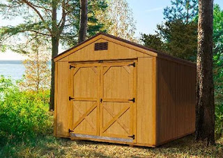 Portable Storage Buildings and Portable Storage Containers